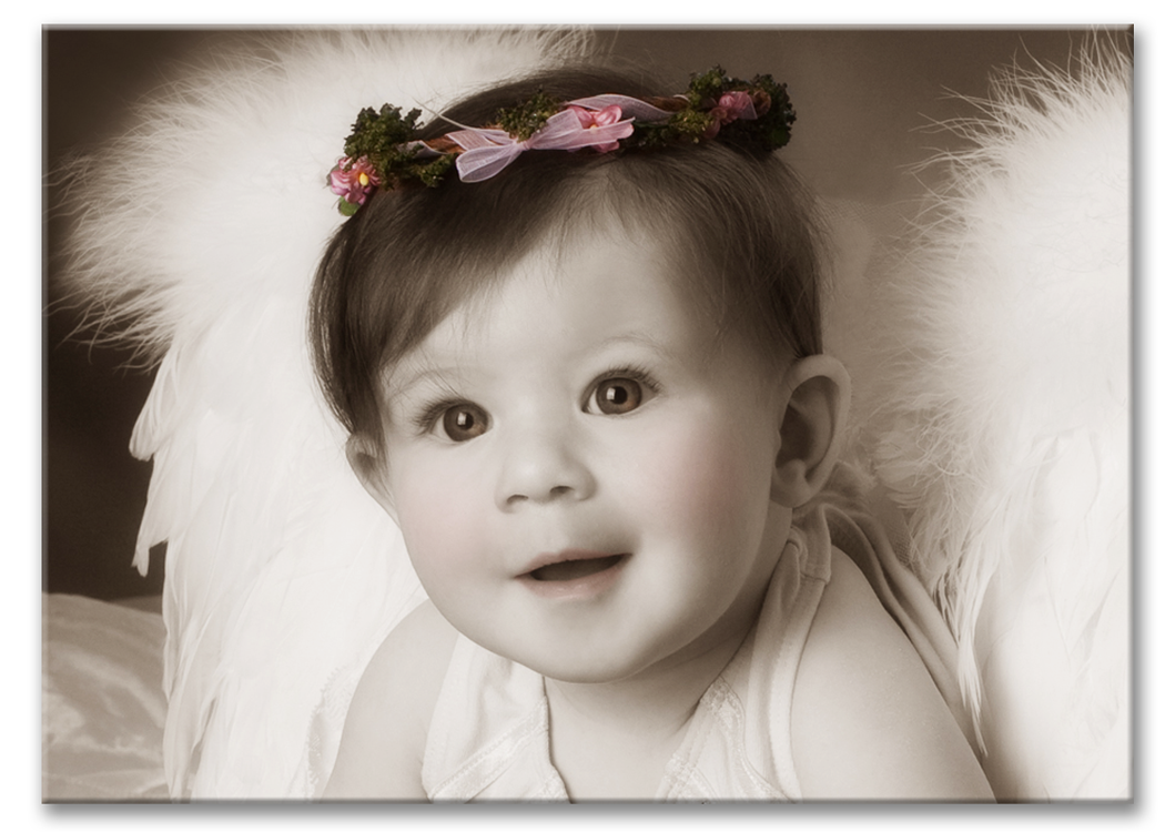 Calling all Little Angels! | Christopher Yates Portrait Blog