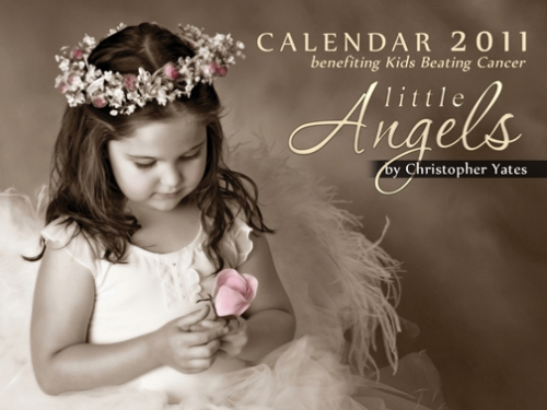 2011 Calendar to benefit Kids Beating Cancer
